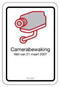 Pictogram CCTV